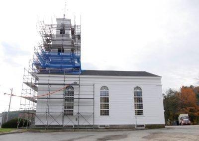 First Parish Meetinghouse Exterior