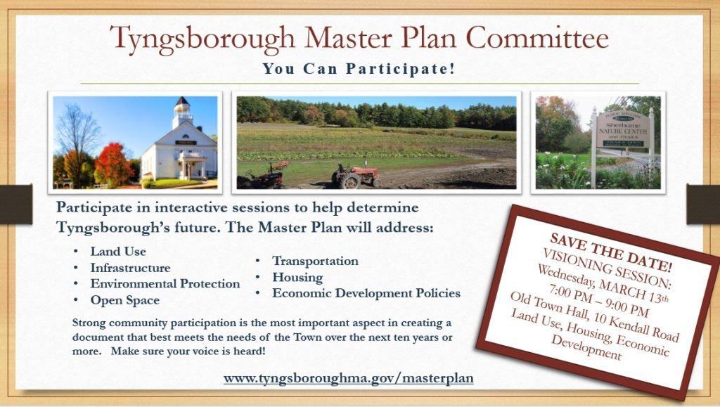 Master Plan Visioning Flyer