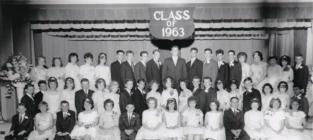 Winslow School Class 1963